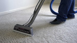 how long does carpet cleaning take